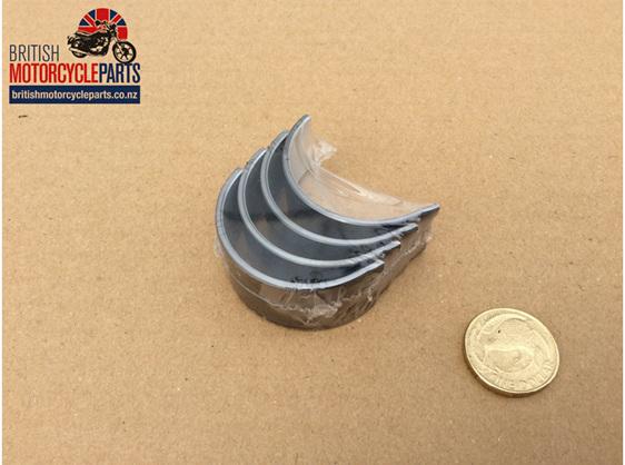 70-3586A/020 Big End Bearings / Crankshaft Shells 020 - British Motorcycle Parts