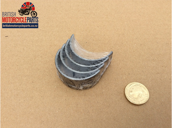 70-3586A/STD Big End Bearings / Crankshaft Shells - STD - British MC Parts NZ