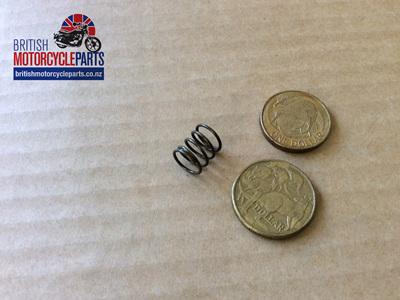70-3724 Scavenge Filter Spring - Triumph 350 500