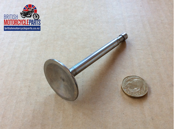 70-3927 Exhaust Valve - Triumph - British Motorcycle Parts Auckland NZ