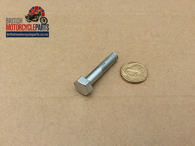 70-4165 Engine Plate Bolt - Triumph to 1968