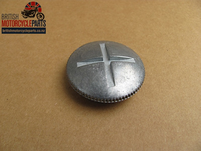 70-4610 Rocker Box Inspection Cap - Triumph - 71-2744