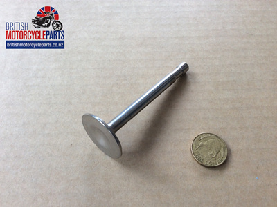 70-6854 Exhaust Valves - Triumph T100 1967-73
