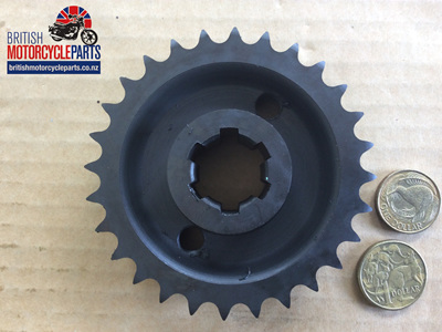 70-6890 Engine Sprocket 28T - T150 A75 - 71-6890