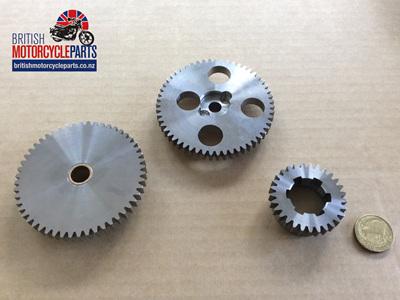 70-7248 70-6885 71-4237 Oil Pump Gear Drive Set