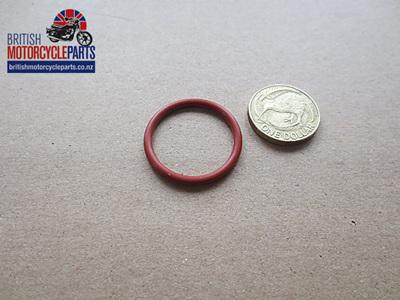 70-7310 O Ring - Pushrod Tube - Red