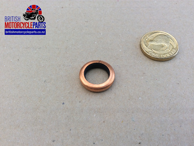 70-7351A Petrol Tap Sealing Washer - Copper