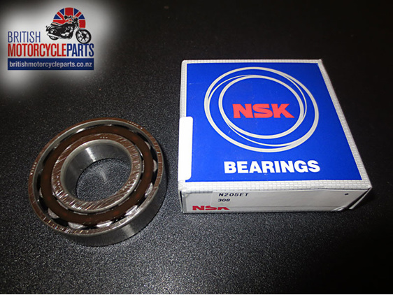 70-8780 Main Bearing Timing Side Roller - BSA A75 - Triumph T150 T160 Trident