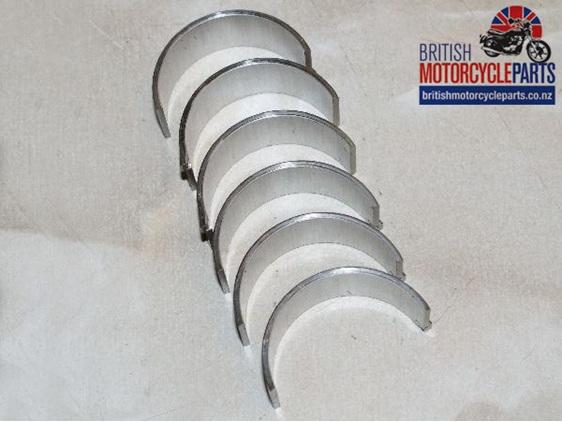 70-9024 Big End Bearing Shells 0.020 - BSA A75 Triumph T150 T160 Engine Parts