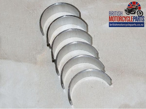 70-9026 Big End Shell Set - .040 - BSA Triumph Triples - British Spare Parts NZ