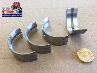 "70-9027 Main Bearing Shells Set -.010"" - Triple"