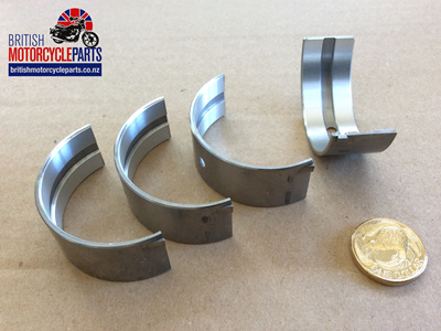 "70-9028 Main Bearing Shells Set -.020"" - Triple"