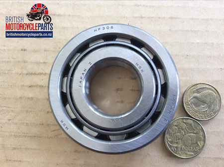 70-9493 Drive Side Crankshaft Roller Bearing - T90 T100 1969-74