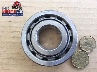 70-9493 Drive Side Crankshaft Roller Bearing - T90 T100 1969-74