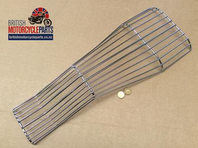 70-9680 Heat Shield - TR6C T100C 1969-72