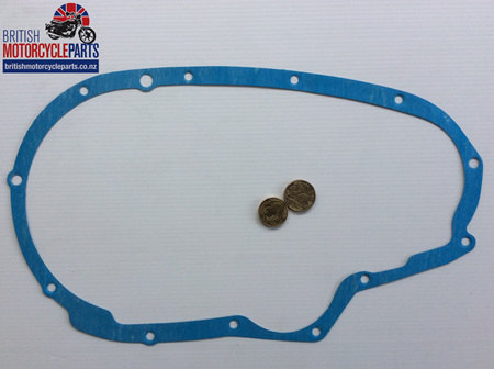 71-1454 57-2581 Outer Primary Chaincase Gasket - Triple