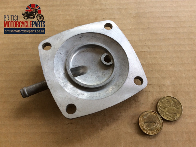 71-3316 Sump Plate - Triumph OIF - British Motorcycle Parts NZ