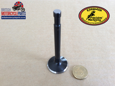 71-3362A Exhaust Valves T150 T160 1973-76 - Black Diamond