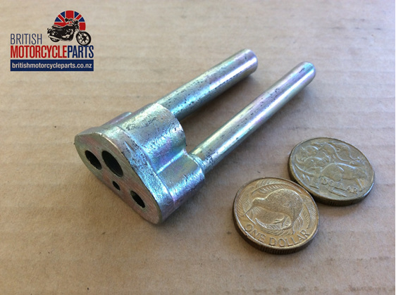 71-3478 Oil Junction Block TR7 T140 1973-75 - British Motorcycle Parts NZ