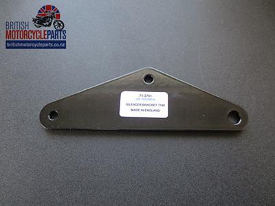 71-3761 Muffler Bracket - T140 1973-75
