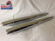 71-4159 Mufflers - Triumph TR7 T140 & T150 - 1974-82 - British Motorcycle Parts