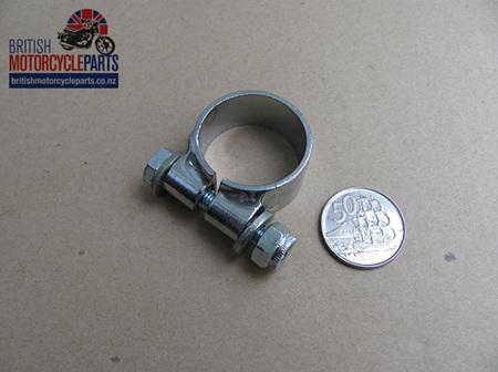 71-4458 Exhaust Clamp - Inner - T160