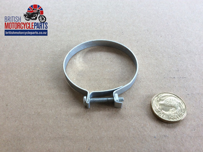 71-7018 Air Hose Clamp T140V 1976-78
