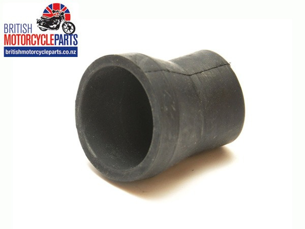 71-7019 Carburettor to Airbox Intake Rubber Connector Pipe Triumph T140 1976-78