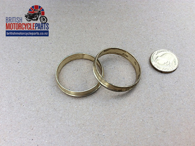 71-7121 Exhaust Rose Sealing Ring - T140D - Pair
