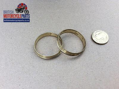 71-7121 Exhaust Rose Sealing Ring - T140D - Pair