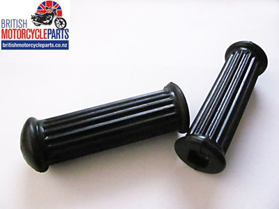 72-8321 BSA Riders Footrest Rubbers - Pair