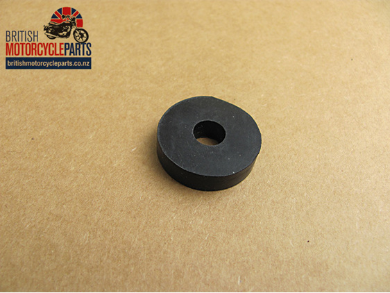 82-0967 Petrol Tank Mounting Rubber - Rear - British Spares & Parts NZ