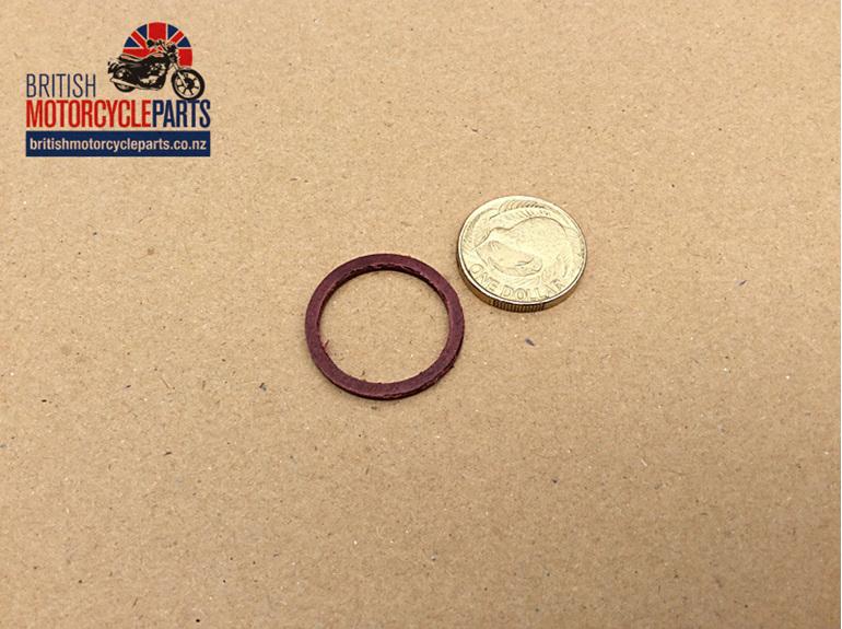 82-1713 Oil Tank Filter Fibre Washer - Triumph - British Motorcycle Parts Ltd NZ