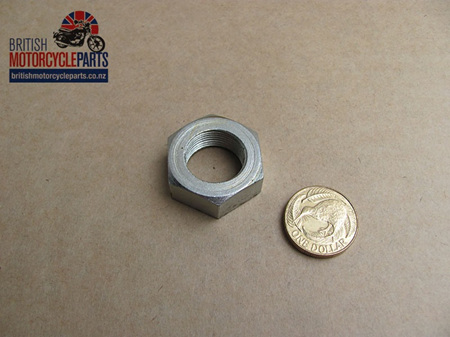 82-1747 Rear Wheel Outer Spindle Nut - Bolt Up
