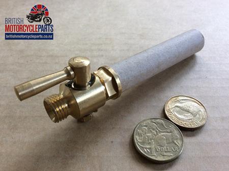 82-3057 82-3116 Petrol Tap 1/4 x 1/4 L/Bore