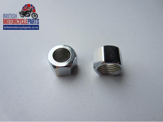82-3182 Oil Feed Pipe Union Nut - 1/4 inch BSP - BSA Triumph - British Parts NZ