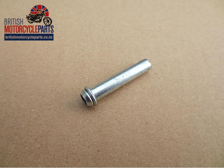 82-3334 Fuel Pipe Spigot - Straight - Triumph Norton BSA - British Parts NZ