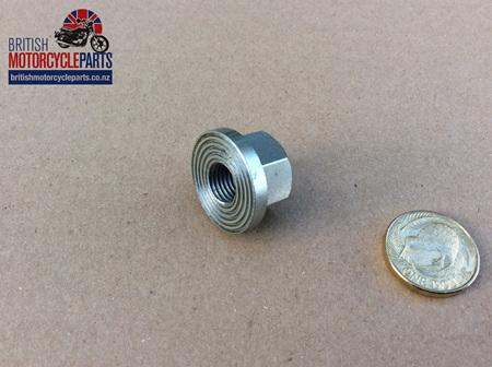 82-3771 Engine Plate Shouldered Nut - 650 to 1966