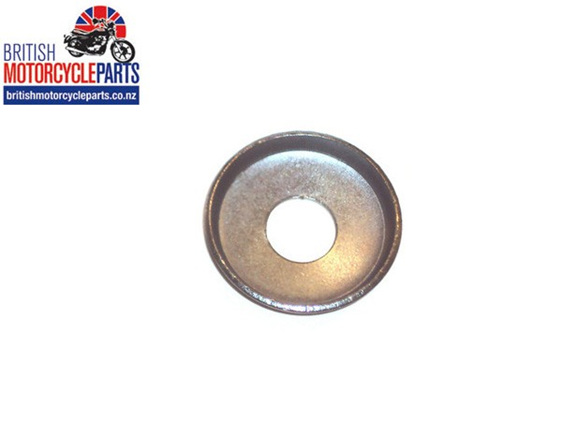 82-3814 Petrol Tank Cupped Mounting Washer - Triumph - British Motorcycle Parts