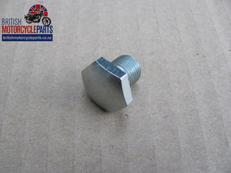 82-5343 Oil Tank Drain Plug - Triumph