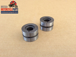 82-6821 Swingarm Bobbins - T120 & Triples - PAIR