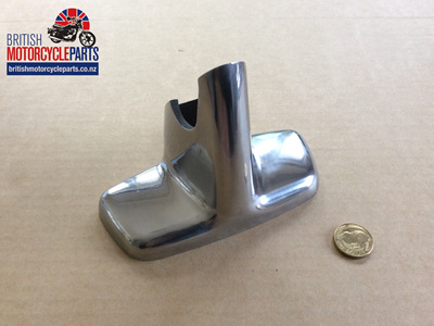 82-6847 Rear Tail Light Housing - T120 1966-67 Export