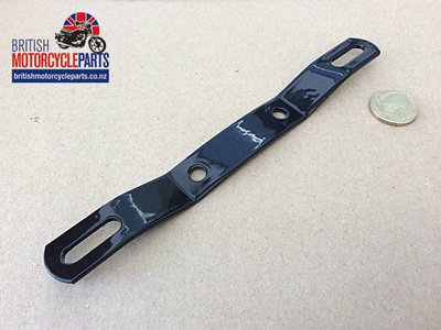 82-6850 Bottom Number Plate Bracket - Triumph 1973 On