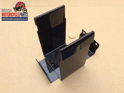 82-6891 Battery Box - Triumph T100 T120 1966-67