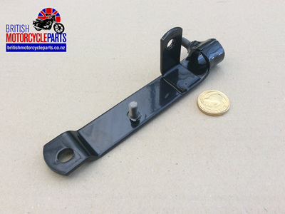 82-6894 Battery Box Strap - Triumph 1966-67 - Rear