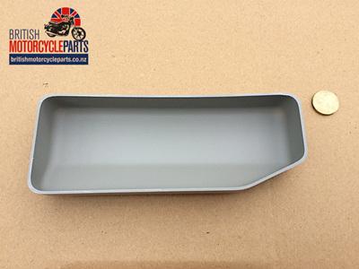 82-6901 Tool Tray - Grey Plastic - Triumph 1966-67