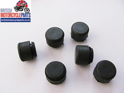 82-7835 Seat Buffer Rubber - Rear - Triumph