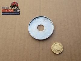 82-7848 Swingarm End Cap - Triumph
