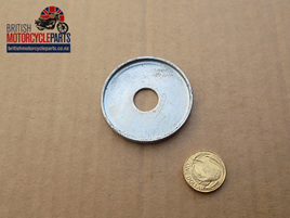 82-7848 Swingarm End Cap - Triumph