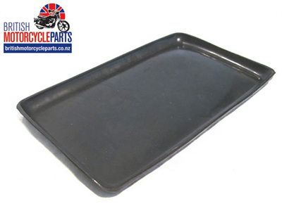 82-8091 68-4598 Battery Tray Rubber Mat - Triumph